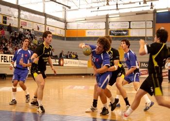 ABC - Belenenses - Fase Final Campeonato Nacional 1ª Divisão Juvenis Masculinos