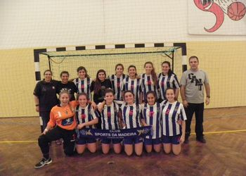 CS Madeira - Juvenis Femininos 2012/ 13