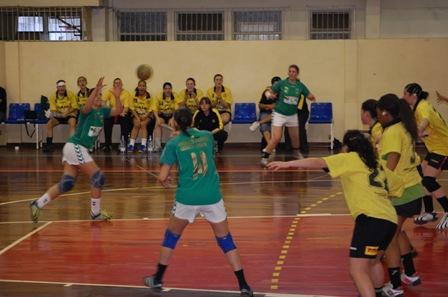 Col. João Barros : Colégio Gaia - Fase Final B Campeonato Nacional Juniores Femininos 5