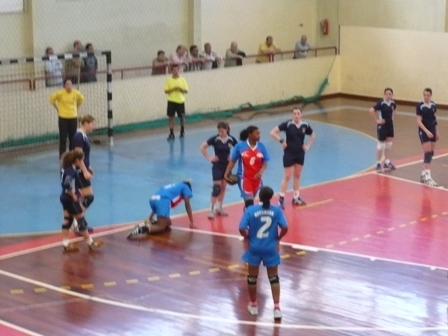 Maiastars : ASS Assomada - Fase Final B Campeonato Nacional Juniores Femininos