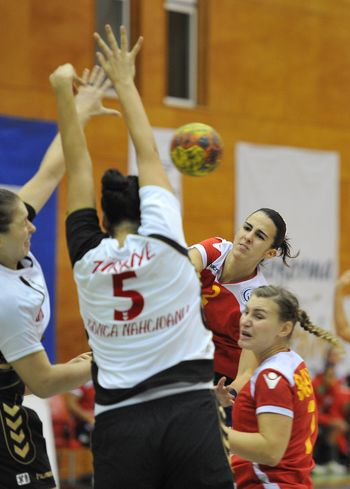 Portugal : Turquia - qualificação play-off acesso mundial seniores femininos 2011