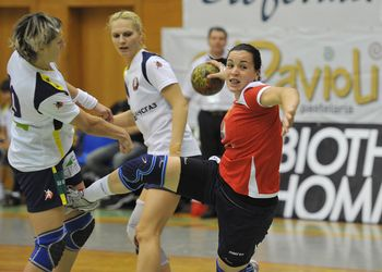 Bielorússia : Portugal - qualificação play-off acesso mundial seniores femininos 2011