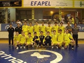 ABC Braga Andebol Sad - Fase Final Campeonato Nacional Juvenis Masculinos 1ª Divisão