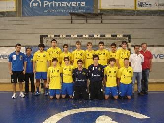 CD Xico Andebol - Fase Final Campeonato Nacional Juvenis Masculinos 1ª Divisão