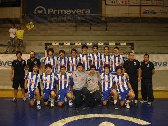FC Porto - Fase Final Campeonato Nacional Juvenis Masculinos 1ª Divisão