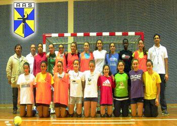 AA Santarém - Foto do 2º Treino Seleção