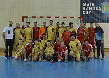 Campeonato de Portugal de Andebol-7 ANDDI - Clube Gaia Hexacampeão (1)