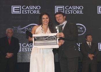 Patrícia Rodrigues - Prémio de Mérito Desportivo - Personalidade do Ano na 20ª Gala do CDP