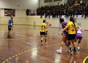 AC Loux Patras : Colégio de Gaia-Toyota - 1ª mão 3ª eliminatória Challenge Cup - 14.11.14 - foto: António Oliveira