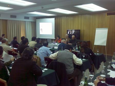 Reunião com Associações Regionais 08.11.08