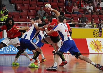 Campeonato Andebol 1 - SL Benfica x FC Porto (Fase Final - 9ª Jornada)