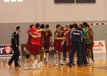 Portugal : Ucrânia - qualificação Campeonato da Europa Sub-20