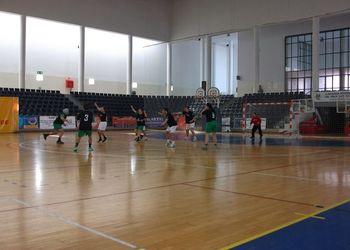 1ª Jornada do Campeonato Regional Norte de Andebol Adaptado 5x5