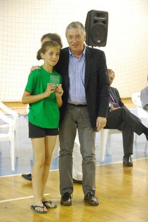 Cerimónia de Encerramento Maia Handball Cup 2013