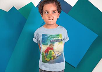 Encontro Nacional de Minis - T-Shirt Oficial 2017-2018 2
