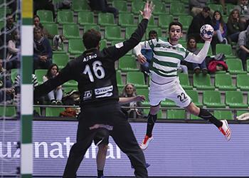 Velux EHF Champions League: Sporting entrada direta
