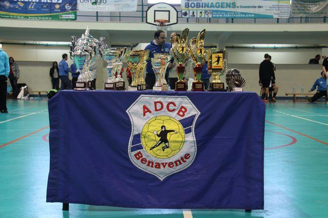 XV Torneio Vila de Benavente - entrega de prémios
