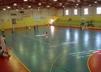 Fase Final Torneio Nacional Selecções Regionais Iniciados Femininos