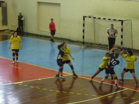 Maiastars : Colégio Gaia - Final da Fase Final B Campeonato Nacional Juniores Femininos 5