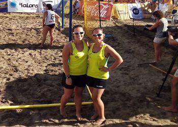 Ana Barbosa e Nádia Lemos - Andebol de Praia