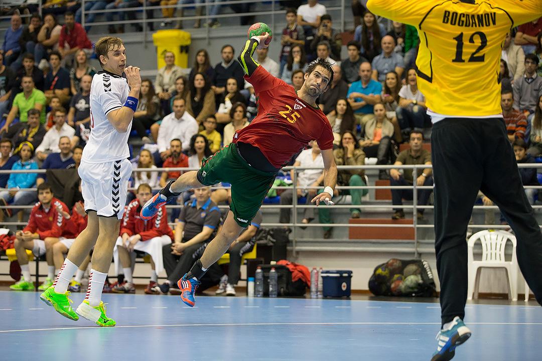 Portugal : Rússia - qualificação Euro 2016 - foto: Pedro Alves / PhotoReport.in
