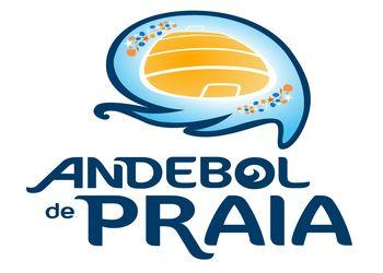 Logo Andebol de Praia - destaque principal