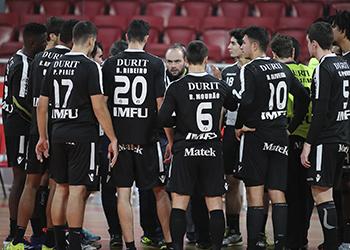 Campeonato Andebol 1: Madeira SAD x AA Avanca - 22ª Jornada