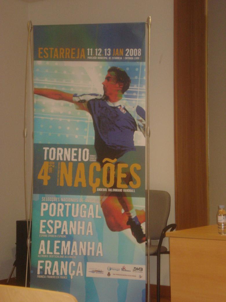 Conferência de Imprensa Torneio 4 Nações - 02.01.2008 5
