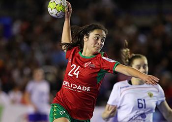 XVIII Jogos do Mediterrâneo - Eslovénia x Portugal (Seleção A Feminina)
