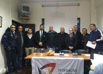 Sorteio Fase Final Campeonato Andebol 1 - 2017/2018