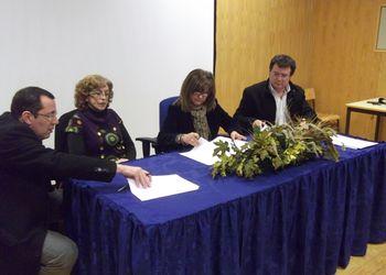 Cerimónia assinatura protocolos de cooperação no Distrito de Castelo Branco - 13.03.13