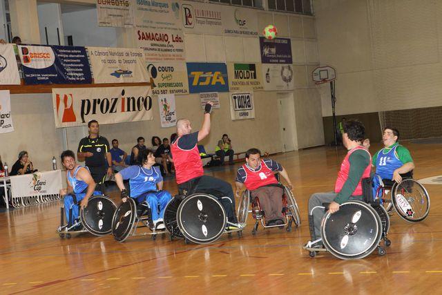 Andebol 4 All - jogo de exibição em Estarreja