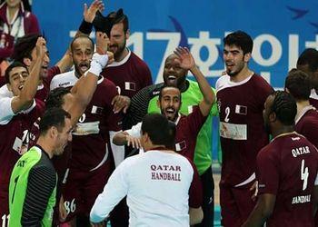 Qatar - Brasil - Mundial Seniores Masculinos 2015