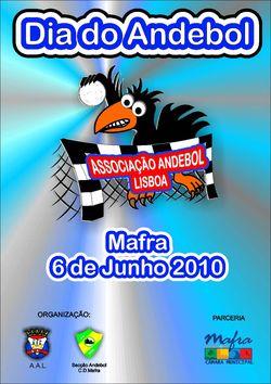 AA Lisboa - Dia do Andebol - 06.06.10, Mafra