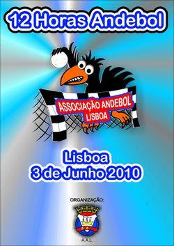 AA Lisboa - 12 Horas de Andebol - 03.06.10, Lisboa