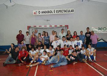 "AC Sismaria ""B"" - Fase Final Campeonato Nacional 2ª Divisão Juvenis Masculinos"