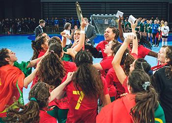 Campeonato da Europa Lituânia 2017: Portugal Sub-17