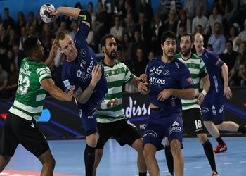 Montpellier HB : Sporting CP - EHF Champions League