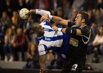 Águas Santas Milaneza : FC Porto - Campeonato Andebol 1 - foto: Pedro Alves