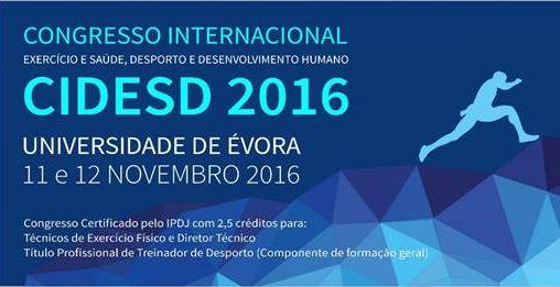 Logo Congresso Internacional do CIDESD