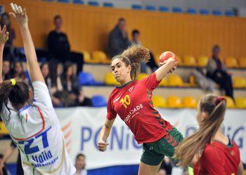 Portugal - Itália - qualificação Europeu Sub17 femininos