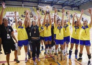 Madeira SAD - vencedor Supertaça feminina 2015