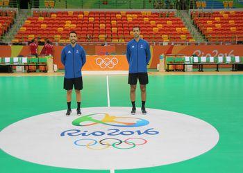 Duarte Santos e Ricardo Fonseca - Jogos Olímpicos - Rio 2016