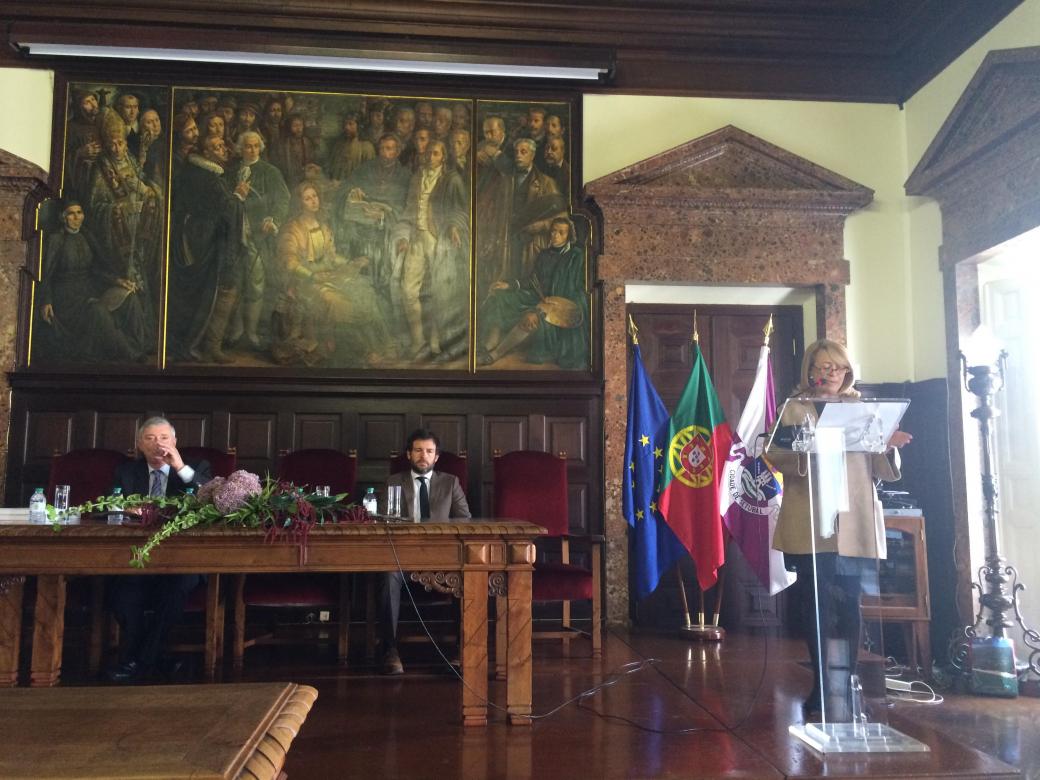 Protocolo Câmara de Setúbal - Federação de Andebol 1 - Abril 2016