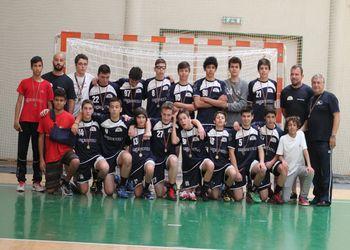 CCR Alto do Moinho - 5º classificado Fase Final Campeonato Nacional Iniciados Masculinos 2013-14