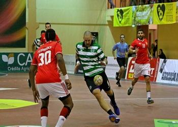 Sporting - SL Benfica - Torneio Internacional de Viseu 4