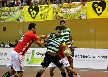 Sporting - SL Benfica - Torneio Internacional de Viseu 5