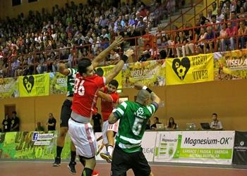 Sporting - SL Benfica - Torneio Internacional de Viseu 1