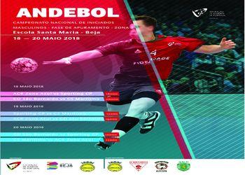 Fase de Apuramento do Campeonato Nacional Iniciados Masculinos - Beja - Portal