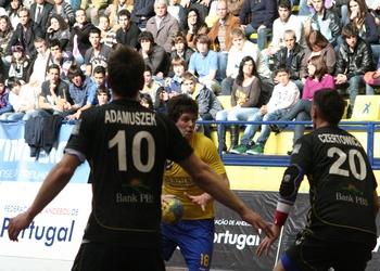 Xico Andebol afastado da Challenge Cup